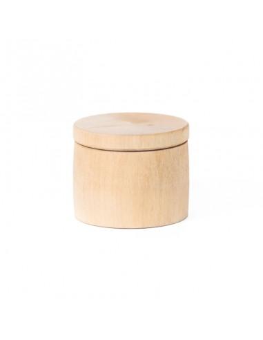 Wood pill box M5