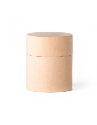 Wood pill box M6