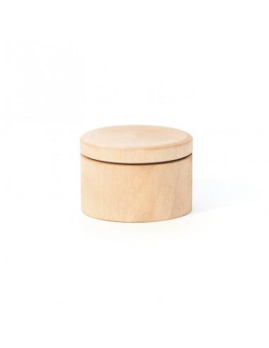 Wood pill box M4