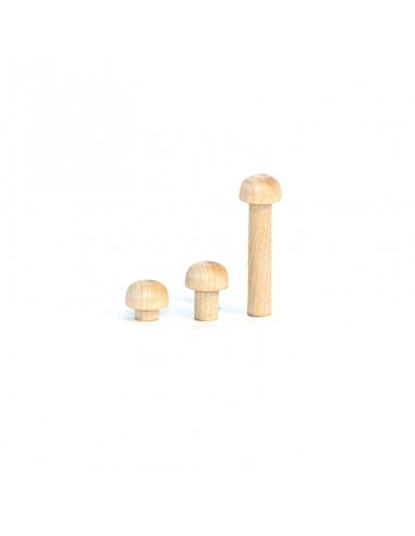 Wooden pivots KA4