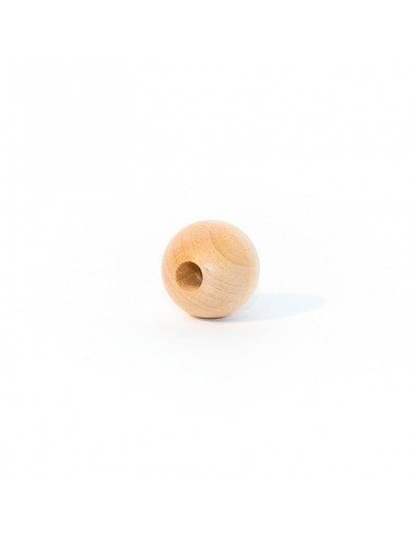 Wood round dowel cap/bead AN2