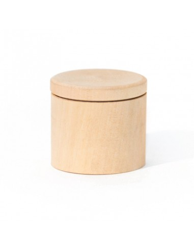 Wood pill box M1