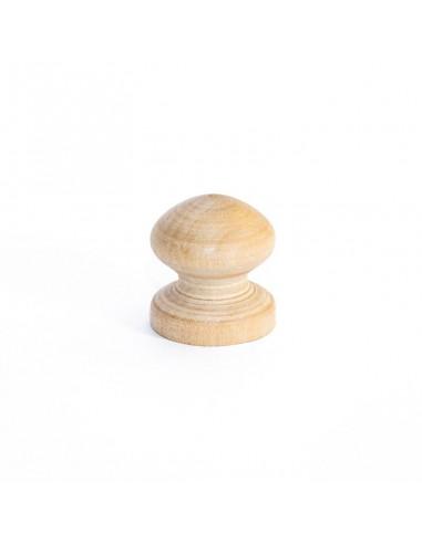 Wood drawer pull R6