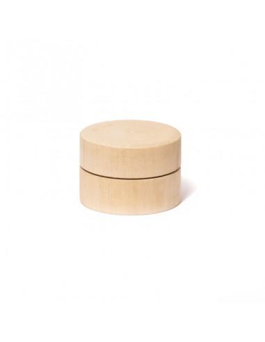 Wood pill box M72