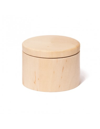Wood pill box M9