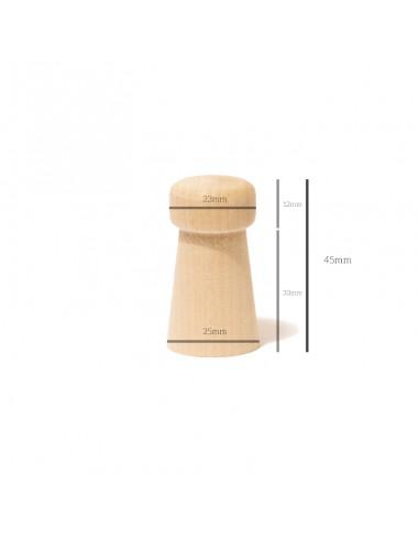 Wood pull figure R14