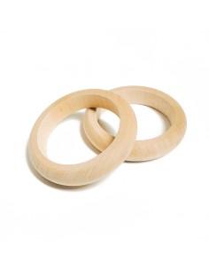 Wood round ring ZR8